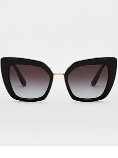 dolce-gabbana-black-square-sunglasses