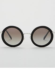 miu-miu-black-round-sunglasses