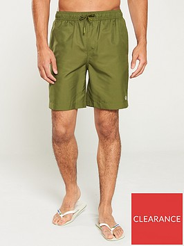 fred-perry-textured-swim-short-olive