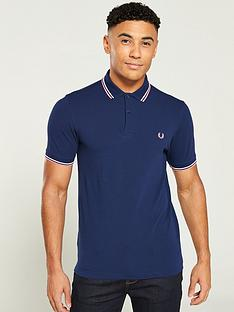 e8827f717e6f Fred Perry Polos | Fred Perry T-Shirts | Very.co.uk