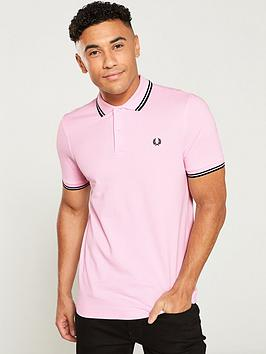 fred-perry-twin-tipped-polo-shirt-pink