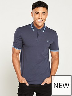 fred-perry-twin-tipped-polo-shirt-graphite