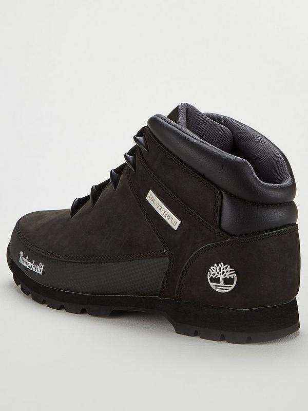 Maryanne Jones Psiquiatría Ataque de nervios  Timberland Euro Sprint Hiker Boot - Black | very.co.uk