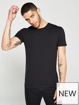 v-by-very-muscle-fit-t-shirt-black