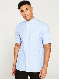 fred-perry-classic-oxford-shirt--nbsplight-smoke