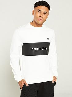 9be7964daaf Fred perry | Hoodies & sweatshirts | Men | www.very.co.uk