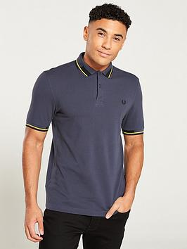 fred-perry-abstract-collar-pique-polo-shirt-graphite