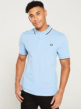 fred-perry-twin-tipped-polo-shirt-sky-blue