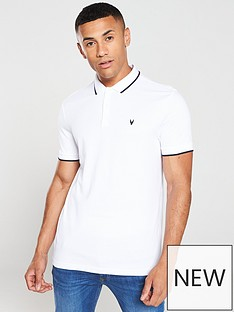 v-by-very-tipped-pique-polo-shirt-white