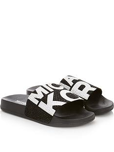 michael-kors-girls-zia-jet-diamante-sliders-black