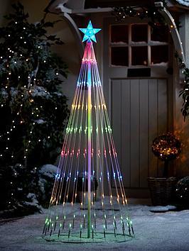 waterfall-led-indooroutdoor-christmas-tree-light