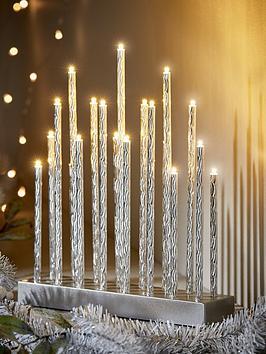 silver-tube-table-lights-christmas-decoration