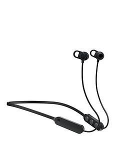 Skullcandy Jib+ Wireless Bluetooth In-Ear Headphones with Built In Mic - Black