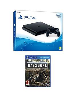 playstation-4-ps4nbspwith-days-gone-and-optional-extras-500gb-console