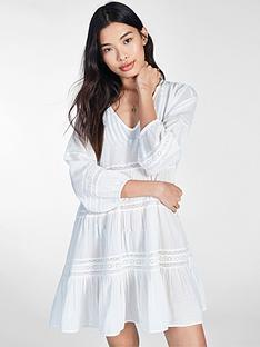 jack-wills-jack-wills-marygate-cotton-mix-mini-dress