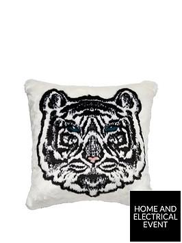 river-island-ri-faux-fur-white-tiger-cushion