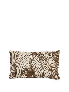river-island-beaded-tree-cushion