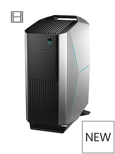 alienware-aurora-intel-core-i5nbsp8gb-ramnbsp1tb-hard-drive-nvidia-6gbnbspgtx-1060-graphics-pc-gaming-desktop-base-unit--nbspepic-silver
