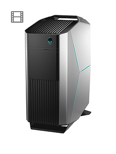 alienware-aurora-intel-core-i5nbsp8gb-ramnbsp1tb-hard-drive-nvidia-6gbnbspgtx-1060-graphics-pc-gaming-desktop-base-unit--nbspepic-silver