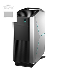 Alienware Aurora R8, Intel® Core™ i5-8400, 6GB NVIDIA GeForce GTX 1060 Graphics, 8GB DDR4 RAM, 1TB HDD, Gaming PC - Epic Silver
