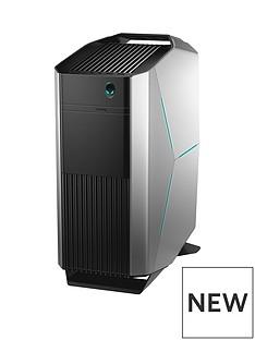 alienware-aurora-intel-core-i7nbsp16gb-ramnbsp1tb-hard-drive-amp-128gb-ssd-nvidia-6gbnbspgtx-1060-graphics-pc-gaming-desktop-base-unit-silver