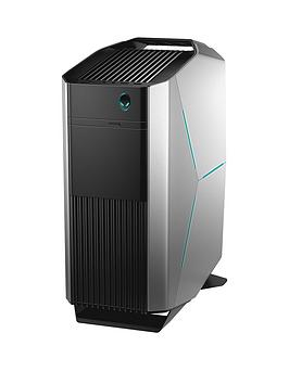 Alienware Aurora R8, Intel&Reg; Core&Trade; I7-8700, 8Gb Nvidia Geforce Rtx 2070 Oc Graphics, 16Gb Ddr4 Ram, 2Tb Hdd &Amp; 256Gb Ssd, Gaming Pc - Epic Silver