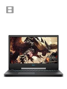 dell-g5-series-intelreg-coretrade-i7-8750h-6gb-nvidia-geforce-rtx-2060-8gb-ddr4-ram-1tb-hdd-amp-128gb-ssd-156-inch-full-hd-gaming-laptopnbsp-nbspblack
