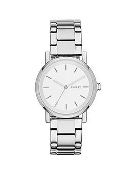 dkny-dkny-white-dial-stainless-steel-bracelet-ladies-watch