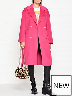 kenzo-belted-cocoon-double-face-cashmere-coat-pink