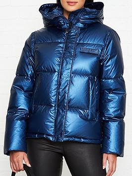 kenzo-metallic-padded-jacket-blue