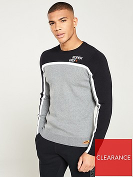 superdry-downhill-slalom-crew-neck-sweater-greyblack