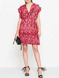 kenzo-peonie-print-sleeveless-soft-flare-dress-pink