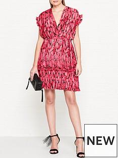 kenzo-peonie-print-sleeveless-soft-flare-dress-pink