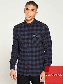 superdry-buffalo-flannel-long-sleeved-shirt-blackindigo