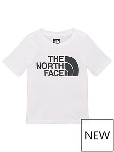 the-north-face-toddler-short-sleeve-easy-tee-white