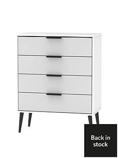 copenhagen-ready-assembled-4-drawer-chest