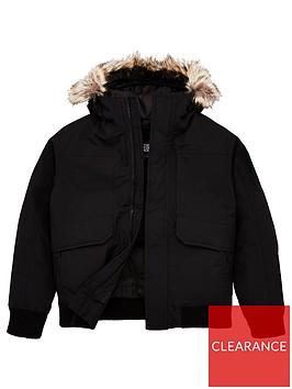the-north-face-boys-gotham-down-jacket-black