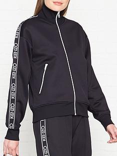 kenzo-logo-taping-track-jacket-black