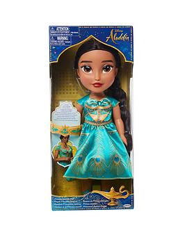 disney-jasmine-my-first-toddler-doll-teal-dress