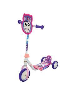 Unicorn Deluxe Tri Scooter