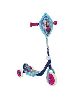 Disney Frozen Deluxe Tri Scooter