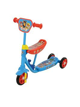 Paw Patrol Sit N Go 2-In-1 Scooter