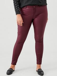 junarose-curve-fiveoris-coated-jeans-port