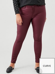 junarose-curve-fiveoris-coated-jeans-port