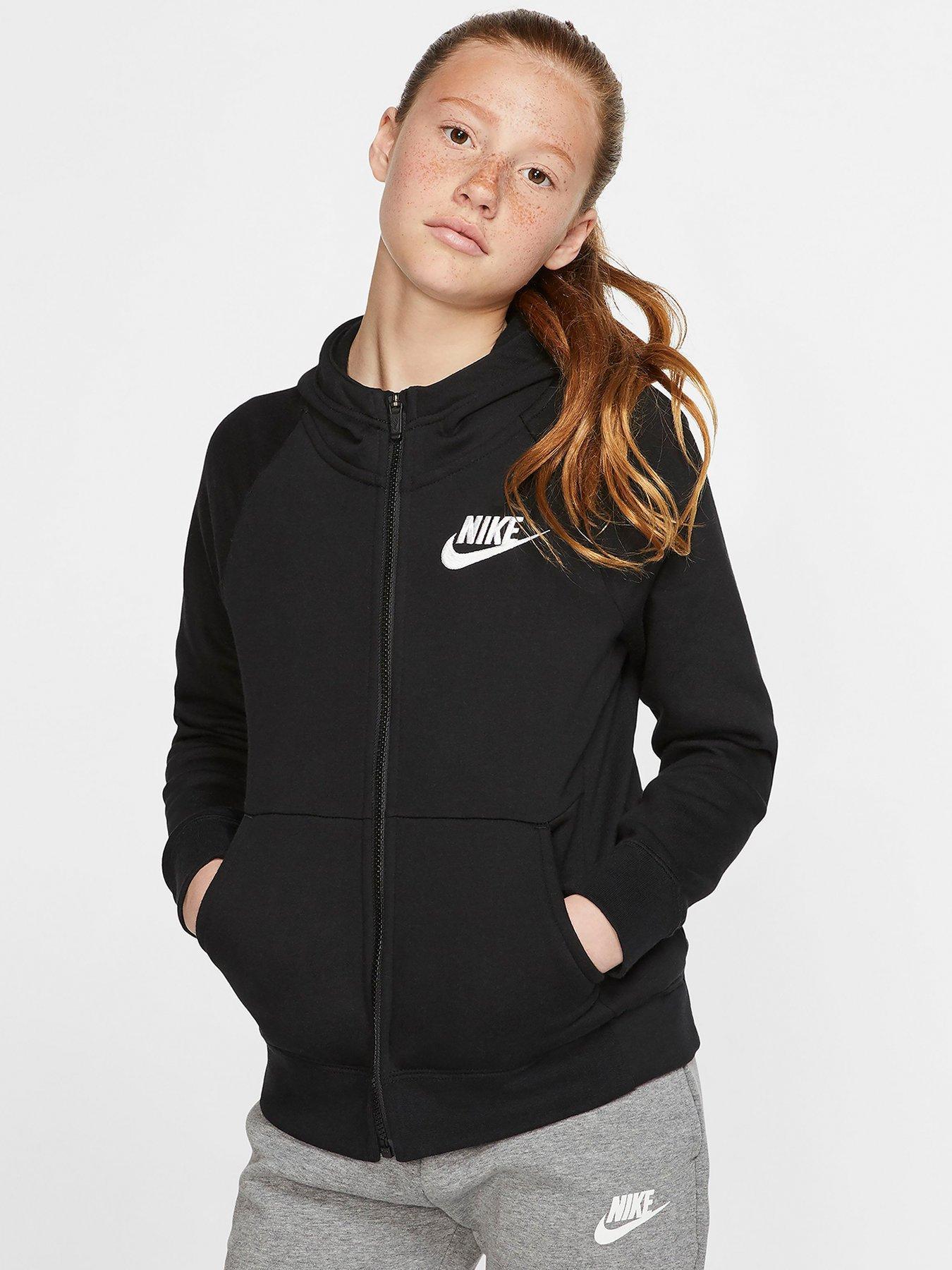 Nike Girls Nsw Pullover Hoodie Hoodie