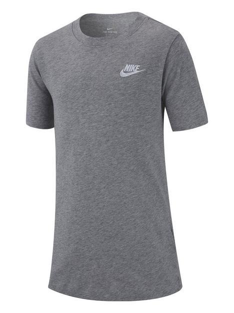 nike-sportswear-kidsnbspfuturanbspt-shirt-dark-greywhite