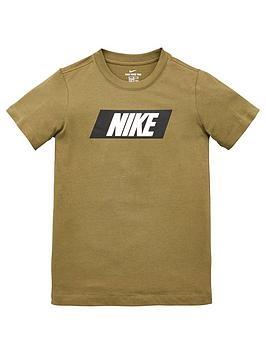 nike-sportswear-kids-core-t-shirt-khaki