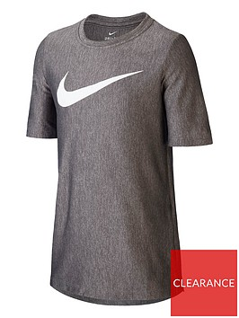 nike-kids-dry-training-short-sleeve-t-shirt-blackwhite