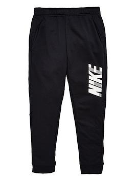 nike-kids-dry-gfx-tapered-pants-blackwhite