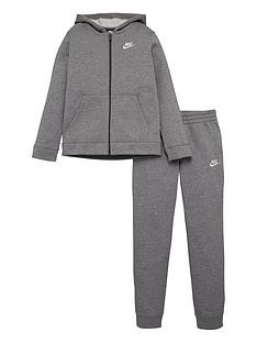 nike-sportswear-kids-core-tracksuit-dark-grey